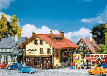 Drogeriemarkt · FAL 231709 ·  Faller · N