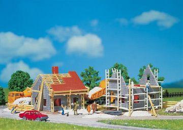 2 Häuschen im Bau · FAL 232223 ·  Faller · N