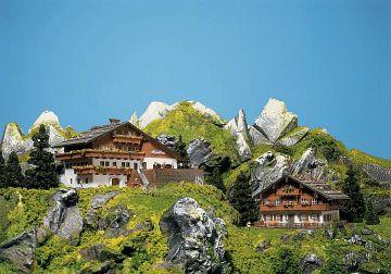 Berggasthof Alpenblick · FAL 232230 ·  Faller · N