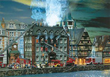 Brennendes Finanzamt · FAL 232300 ·  Faller · N