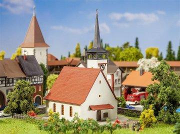 Kirche mit Spitzdach · FAL 232314 ·  Faller · N