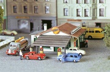Tankstelle · FAL 232542 ·  Faller · N