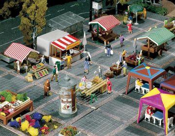 Wochenmarkt · FAL 272533 ·  Faller · N