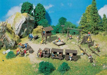 Abenteuer-Spielplatz · FAL 272568 ·  Faller · N