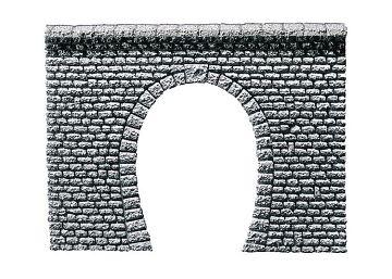 Tunnelportal Profi, Naturstein Quader · FAL 272630 ·  Faller · N