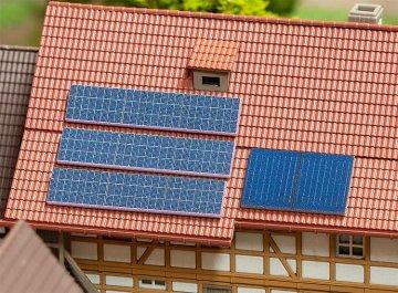 Solarzellen · FAL 272916 ·  Faller · N