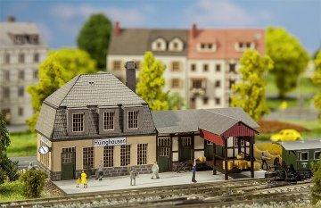 Bahnhof Hüinghausen · FAL 282704 ·  Faller · Z