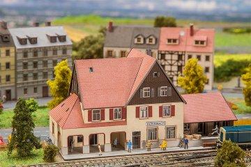 Bahnhof Durlesbach · FAL 282708 ·  Faller · Z