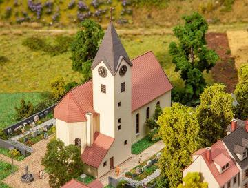 Kirche St. Johannes Baptist · FAL 282778 ·  Faller · Z