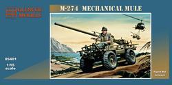 M-274 · GLE 5401 ·  Glencoe Models · 1:15