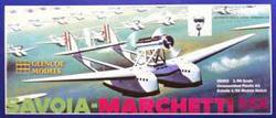 Savoia Marchetti SM 55X · GLE 5503 ·  Glencoe Models · 1:96