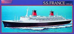 SS France · GLE 9302 ·  Glencoe Models · 1:450