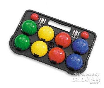 Boccia 8er Set, 70 mm · G2B 0322 ·  Glow2B Spielwaren