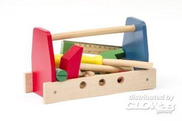 Werkzeugkiste · G2B 1000518 ·  Glow2B Spielwaren