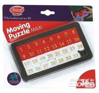 Schiebepuzzle Maxi · GOW 360-73 ·  GOWI
