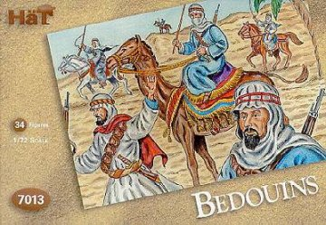 Beduinen · HAT 7013 ·  HäT Industrie · 1:72