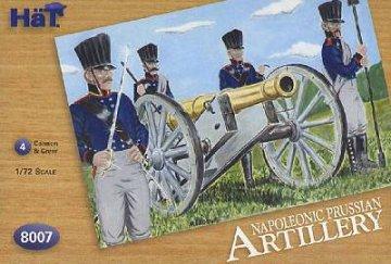 Preussische Artillerie · HAT 8007 ·  HäT Industrie · 1:72