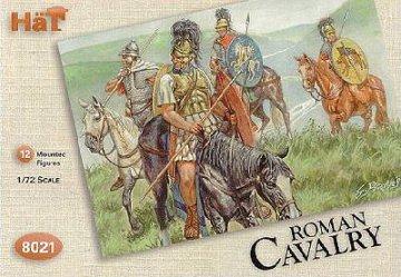 Roemische Kavallerie · HAT 8021 ·  HäT Industrie · 1:72