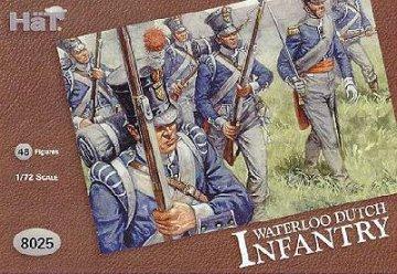 Hollaendische Infanterie · HAT 8025 ·  HäT Industrie · 1:72