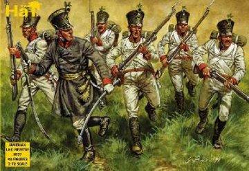 oesterreichische Infanterie · HAT 8027 ·  HäT Industrie · 1:72