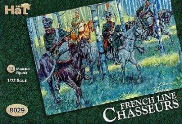 Franzoesische Chasseure · HAT 8029 ·  HäT Industrie · 1:72
