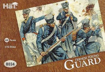 Franzoesische junge Garde · HAT 8034 ·  HäT Industrie · 1:72