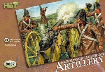 oesterreichische Artillerie · HAT 8037 ·  HäT Industrie · 1:72