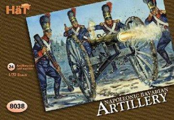 Bayerische Artillerie · HAT 8038 ·  HäT Industrie · 1:72