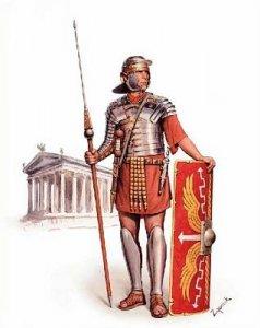 Imperial Rome, Heavy Legionaries · HAT 8064 ·  HäT Industrie · 1:72