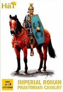Imperial Roman Cavalry II · HAT 8067 ·  HäT Industrie · 1:72