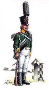 Russische Linieninfanterie 1805 · HAT 8072 ·  HäT Industrie · 1:72