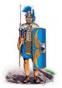 Roemische Offiziere · HAT 8075 ·  HäT Industrie · 1:72
