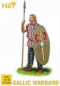 Gallic Warband / Gallische Kampfbande · HAT 8089 ·  HäT Industrie · 1:72