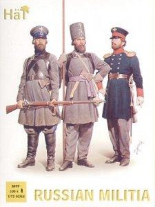 Russian Militia · HAT 8099 ·  HäT Industrie · 1:72