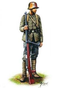 Dt. Soldaten WWI · HAT 8110 ·  HäT Industrie · 1:72