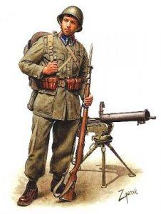 Polnische Infanterie · HAT 8115 ·  HäT Industrie · 1:72