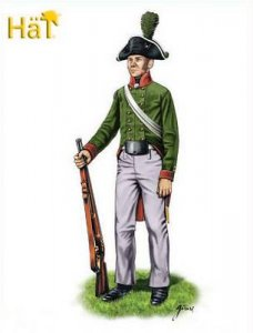 1806 Prussian Elites · HAT 8136 ·  HäT Industrie · 1:72