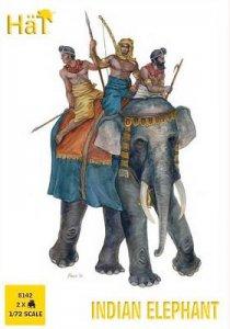 Indian Elephant · HAT 8142 ·  HäT Industrie · 1:72