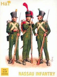 Nassau Infantry / Nassauische Infanterie · HAT 8147 ·  HäT Industrie · 1:72