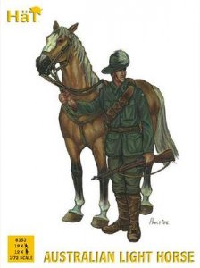 Australian Light Horse · HAT 8153 ·  HäT Industrie · 1:72