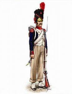 1805-1812 French Line Grenadiers · HAT 8166 ·  HäT Industrie · 1:72