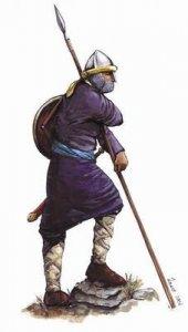 El Cid Andalusian Infantry · HAT 8168 ·  HäT Industrie · 1:72
