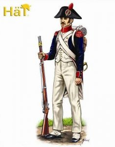 1805 French Grenadiers and Voltigeurs · HAT 8171 ·  HäT Industrie · 1:72