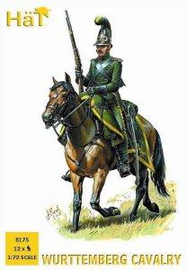 Württembergische Kavallerie · HAT 8175 ·  HäT Industrie · 1:72