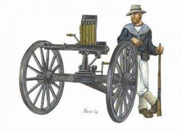 Gardner Gun · HAT 8180 ·  HäT Industrie · 1:72