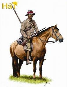 Zulu Wars: Natal Native Horse · HAT 8182 ·  HäT Industrie · 1:72