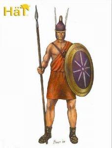 Macedonische Hypaspisten · HAT 8185 ·  HäT Industrie · 1:72