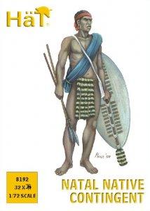 Eingeborenen Truppen · HAT 8192 ·  HäT Industrie · 1:72