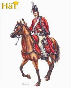1806 Prussian Hussars · HAT 8195 ·  HäT Industrie · 1:72