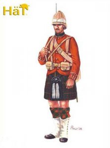 Colonial Highlanders · HAT 8202 ·  HäT Industrie · 1:72